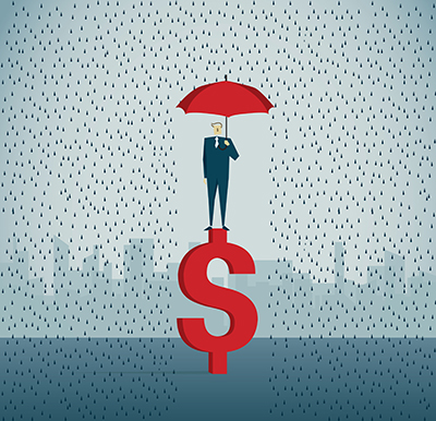person-protecting-money-from-rain
